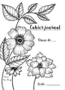 cahier journal page de garde callijpeg